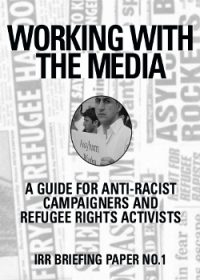 IRR - Working with the Media
